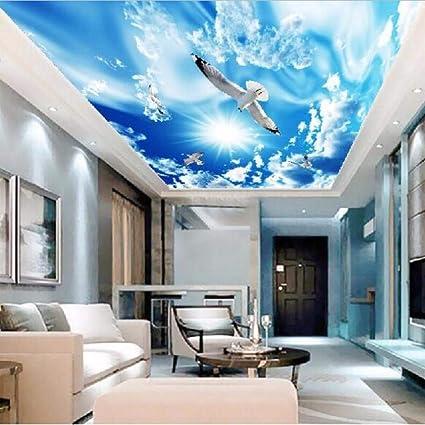 foto wallpaper 3D soggiorno camera da letto ristorante ...