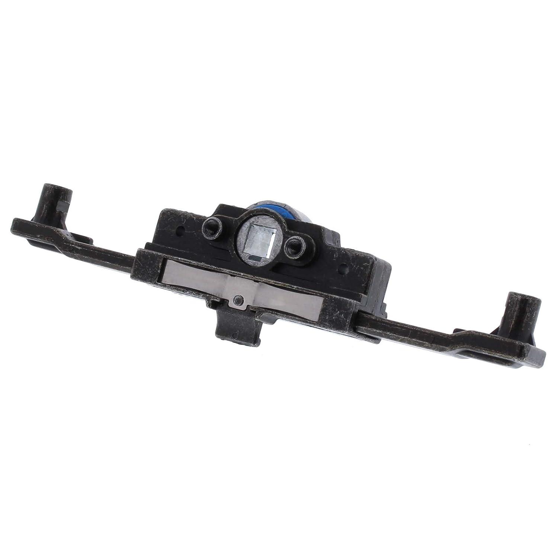 Kammergetriebe mit FBS Rosette Sch/üco Reparaturset f/ür Kunstsofffenster inkl