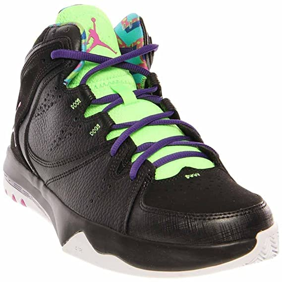 bf4a354f4db Nike Jordan Phase 23 2 Mens basketball shoes Model 602671 009 Black 11.5 D(M)  US  Amazon.in  Clothing   Accessories