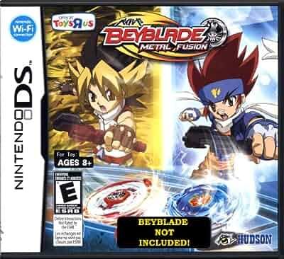 Amazon.com: Beyblades Nintendo DS Video Game Beyblade