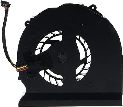 New fan for HP ZBOOK 15 G1 G2 cooling fan AB07505HX170B00 734290-001 734289-001