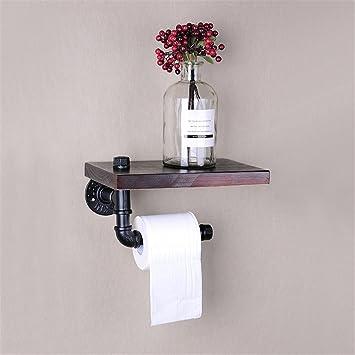 XIXI Eisen Jugendstil Industrielle Wasser Wand Toiletten Wand Racks Bulkhead