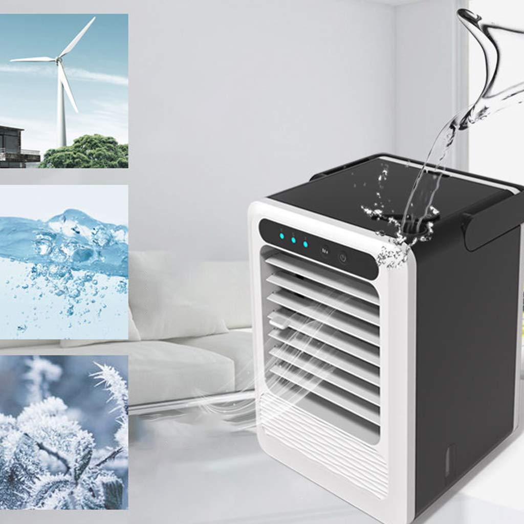 USB Mini refrigerador de Aire para casa y Oficina Folewr-8 Climatizadores port/átiles