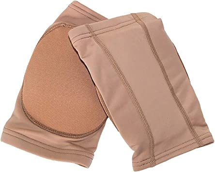 DANCEYOU Dance Knee Pads, 1 Pair of Thicken Sponge Kneepads Brace for Pole Dance, Gymnastics, Yoga, Cheer, Joint Pain