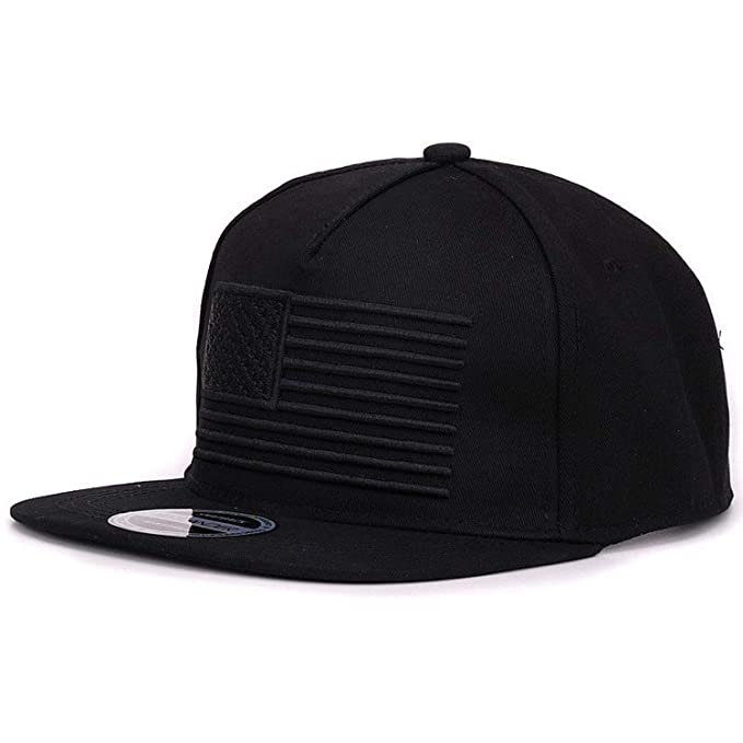 Amazon.com: CoolBao Embroidery Cool Baseball Cap Mens Gorras 3D Flag Hat Ourdoor Hip Hop Snapback Caps: Clothing