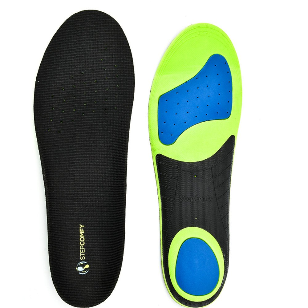 Shock Absorption Sport Cushioning Arch Support Replacement