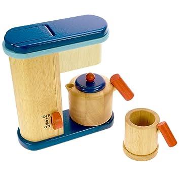 Santoys ST437 - Cafetera (madera): Amazon.es: Juguetes y juegos