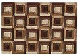"""Park Designs Log Cabin Hooked Rug, 24 x 36"""""""