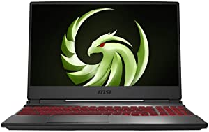 "MSI Alpha 15.6"" FHD IPS High Performance Gaming Laptop | AMD Ryzen 7 3750H Quad-core | Radeon RX 5500M 4GB GDDR6 | 16GB RAM | 512GB SSD | Backlit Keyboard | HDMI | Windows 10"