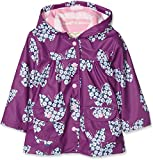 Hatley Girls' Little Printed Raincoats, Buttrflies and Buds, 3