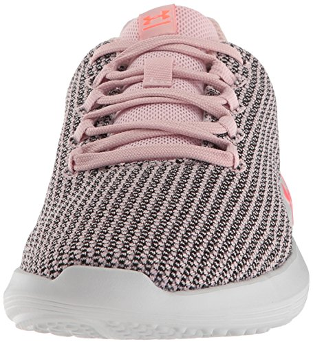 Compétition Under W Pink Running Ua after Ripple flushed Chaussures Burn Rose Armour Femme De black qrB0Eqw
