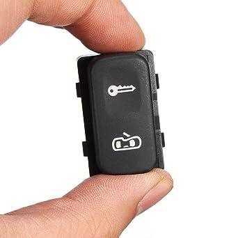 Interruptor central para coche para Skoda OCTAVIA MK2 Yeti 1Z 1Z0 962 125A / 1ZD 962