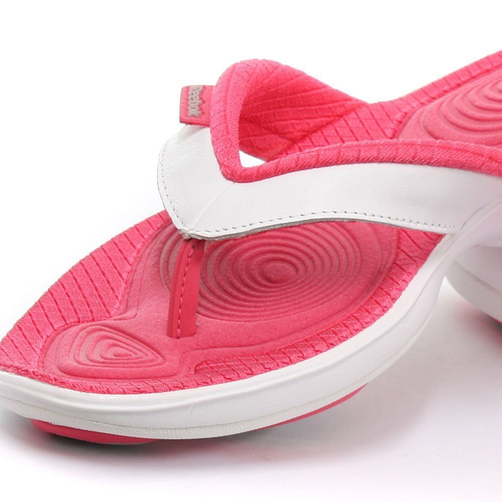 8e867ccb47 Reebok Easytone Flip II Slipper Wms: Amazon.co.uk: Shoes & Bags