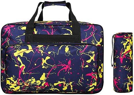 Bolsa de transporte para máquina de coser, unisex, gran capacidad ...