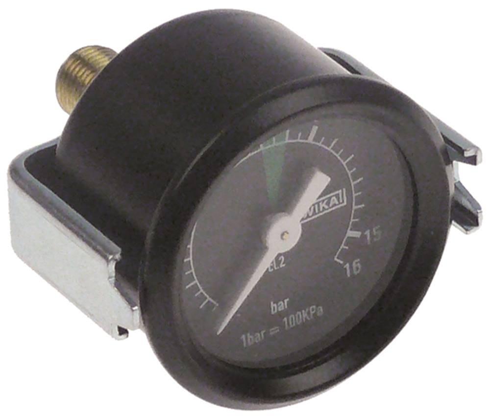 Iberital-Macchine Manómetro para IBERITAL, LANNA, MARLING 0-16bar ...