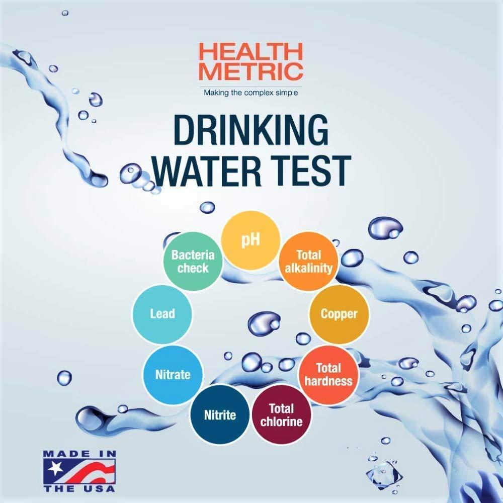 Watersafe BACTERIA TEST Testing Strips Swimming Pool Hot Tub Spa Water ~ 10-Pack