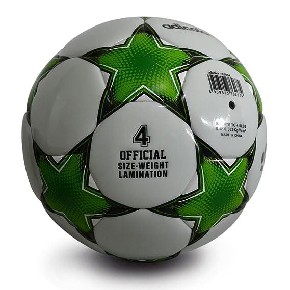 Tamaño 4 caliente parche Adicolor luminoso Fútbol luz nocturna ...