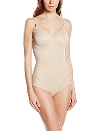 4aaa625da7c Miraclesuit Women s Extra Firm Smooth Molded Cup BodyBriefer Wonderful Edge  Bodysuit