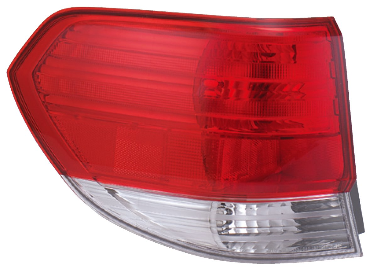 Eagle Eyes HD557-U000L Honda Driver Side Rear Lamp HO2818134V EE-HD557-U000L