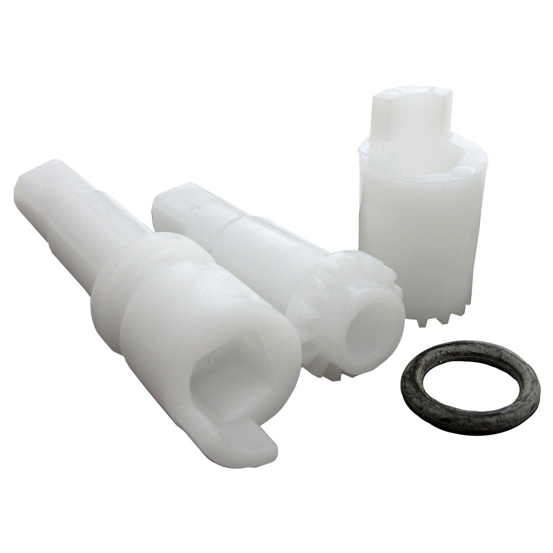 lasco moen plastic two handle stem extension faucet handles amazoncom - Moen Shower Handle