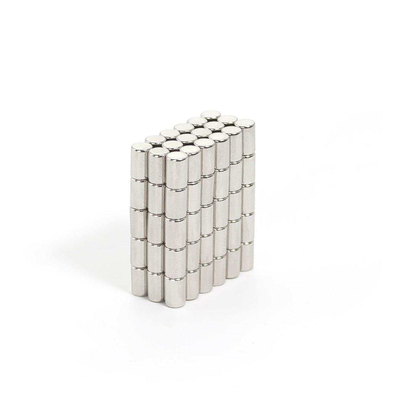 NEODYM LOriginale Oblique Unique 10 Mini Calamite Ultra Forti 4 x 6 mm