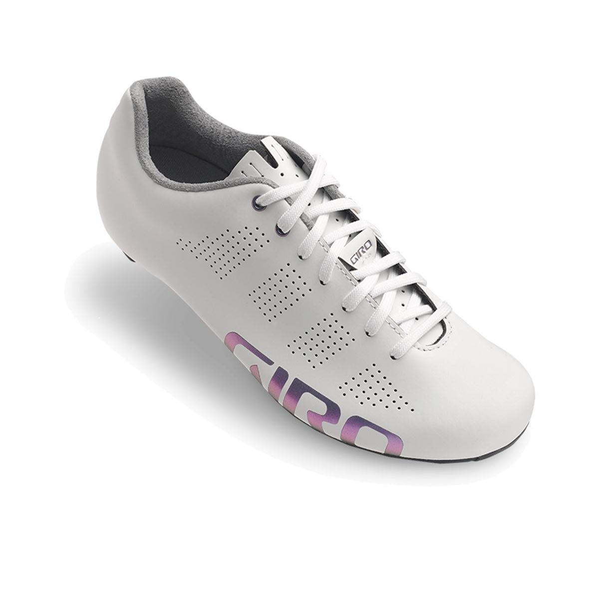 Giro Empire ACC WレディースCycling Road靴 B01M16D3SQ 39.5 EU|White Reflective White Reflective 39.5 EU