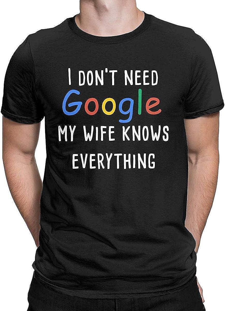 Ich Brauche Nicht Google Meine Frau weiß Alles, was lustig