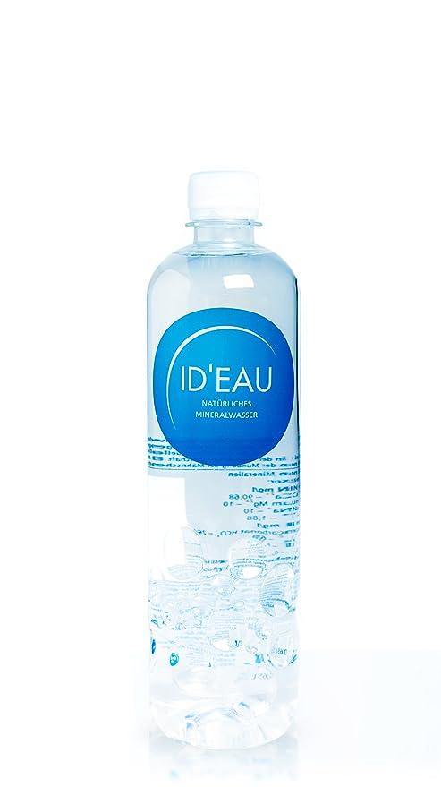 Agua Mineral ID eau regenerierendes Stilles Agua 0,65L 6 Pack (6 x