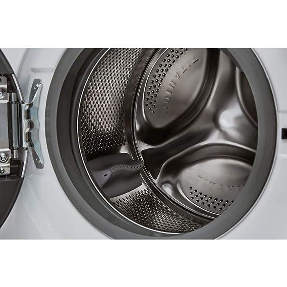 Whirlpool FWDG97168WS lavadora Carga frontal Independiente Blanco ...
