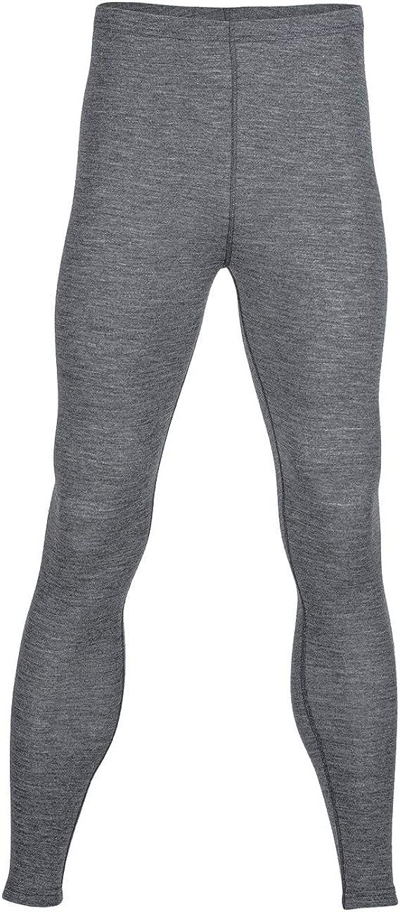 Herren Long Johns Atmungsaktive Thermo Enge Mid Rise Pants Elastic Leggings