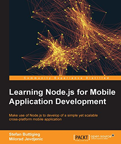 Download Learning Node.js for Mobile Application Development Pdf