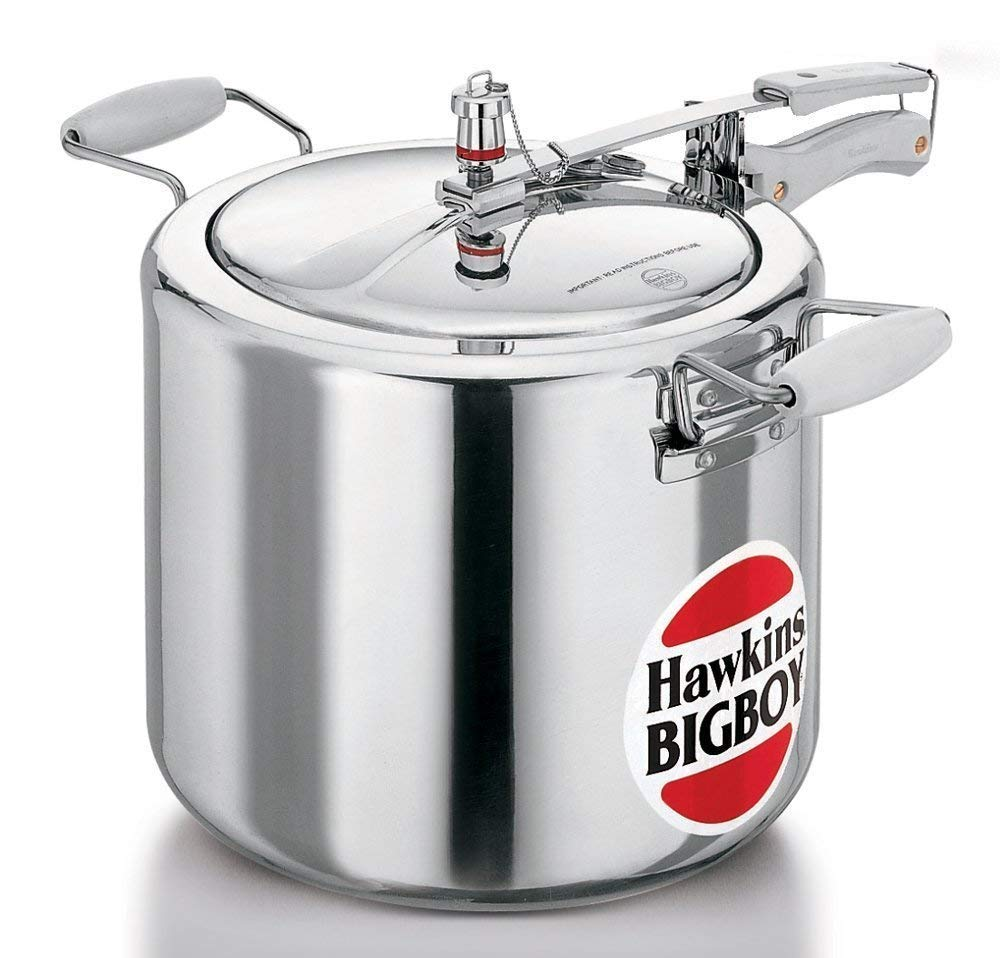 hawkins bigboy aluminum commercial size pressure cooker