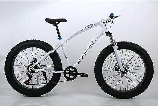 LIUJIE 18 Bicicletas de Grasa, la montaña a Campo través de la ...