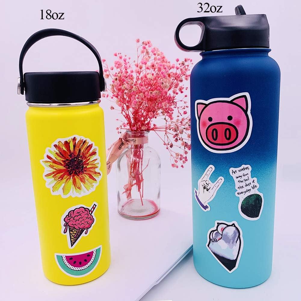 Pegatinas de vinilo para maleta, estética, para adolescentes, niñas, portátil, casco, iPad, coche, equipaje, botella de agua: Amazon.es: Juguetes y juegos