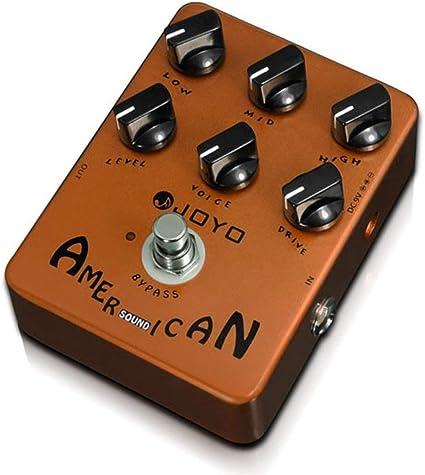 Baynne JF-14 American pedal de efecto de sonido reproduce el ...
