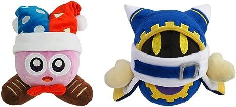 "Sanei Little Buddy Kirby/'s Adventure All Star Collection Marx 8/"" Stuffed Plush"