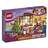 Lego Educational Toys Premium Kids Friends Advent Legos Set With Minifigures For 5 Year Olds & Up