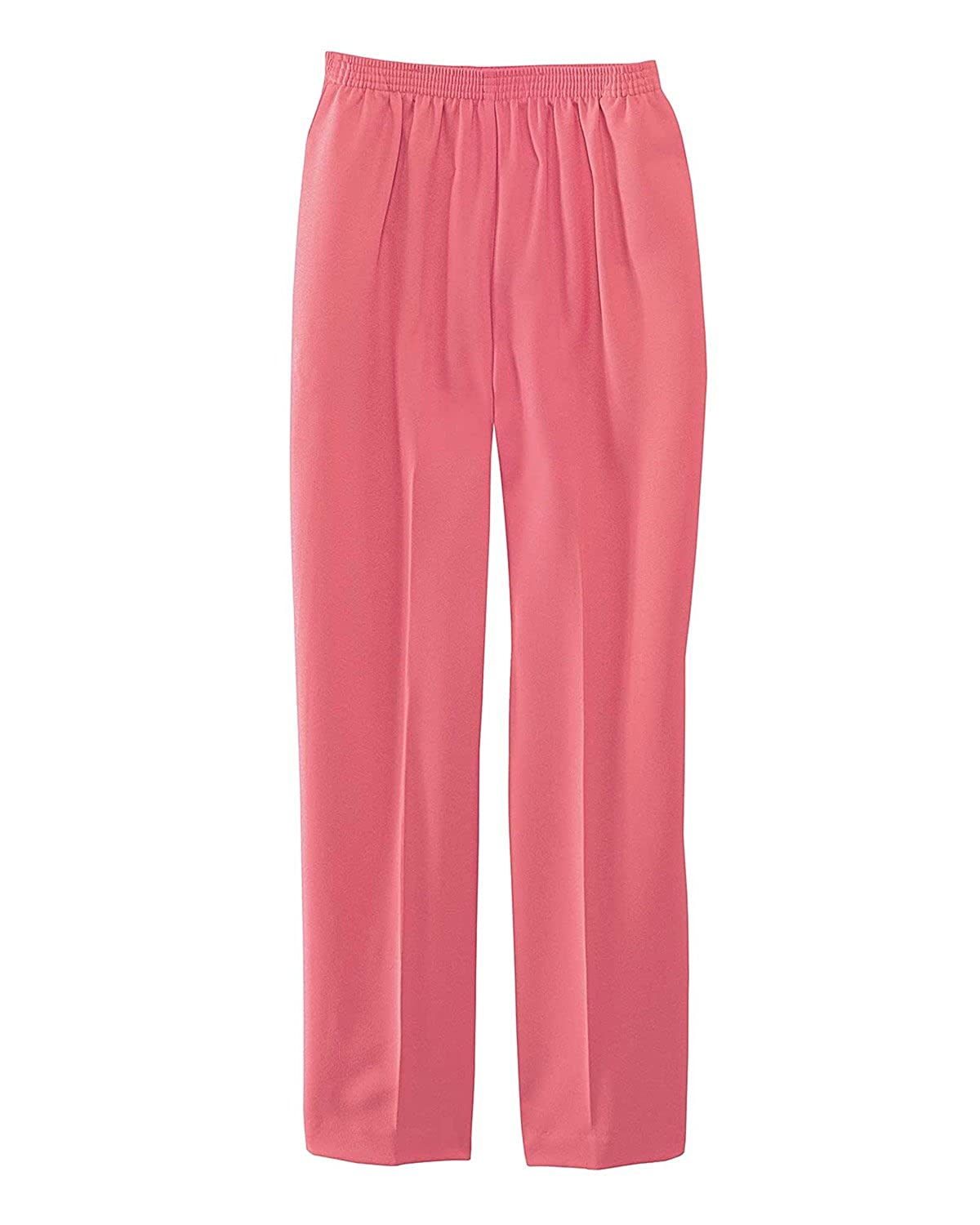 Alfred Dunner Womens Classic Missy Proportioned Medium Pant
