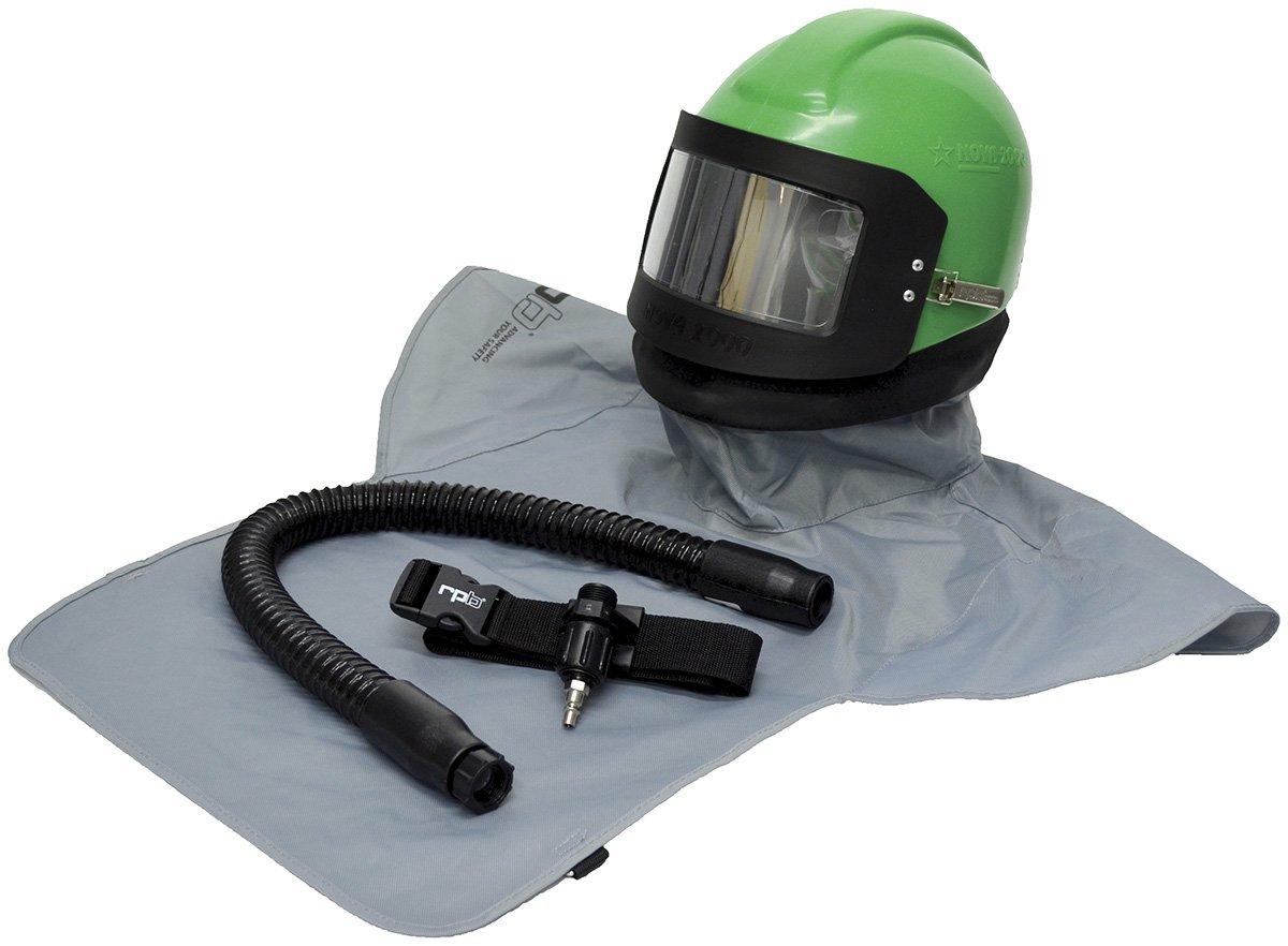 Nova 2000 Blast Helmet / Respirator by RPB