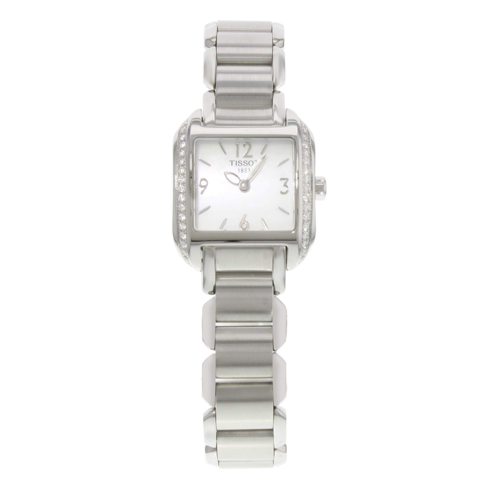 Tissot T-Wave Quartz Female Watch T02.1.385.82 (Certified Pre-Owned) by Tissot