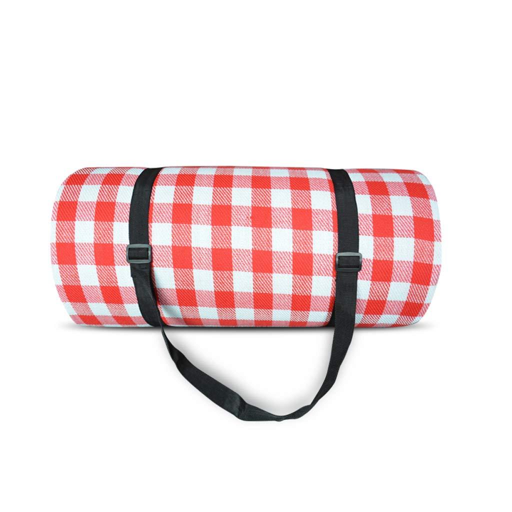 WLHW Picknick-Matte, Outdoor Beach Blanket Teppich Matte mit Hintergrund Wasserdicht und feuchtigkeitsfest