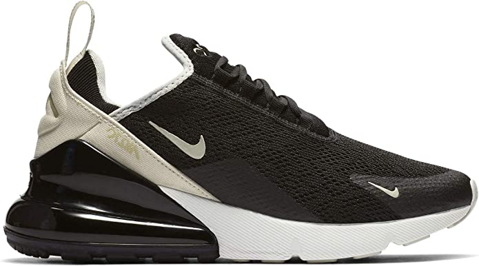 Nike Air Max 270 SE Sneakers Damen Schwarz/Beige (Black/Light Bone)