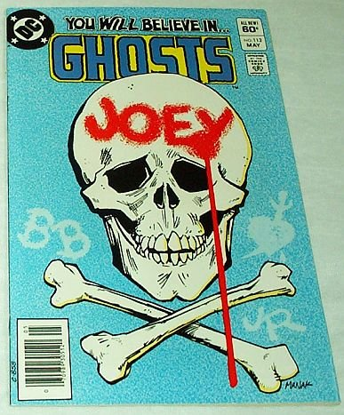 Ghosts No. 112 May (Volume 12) -