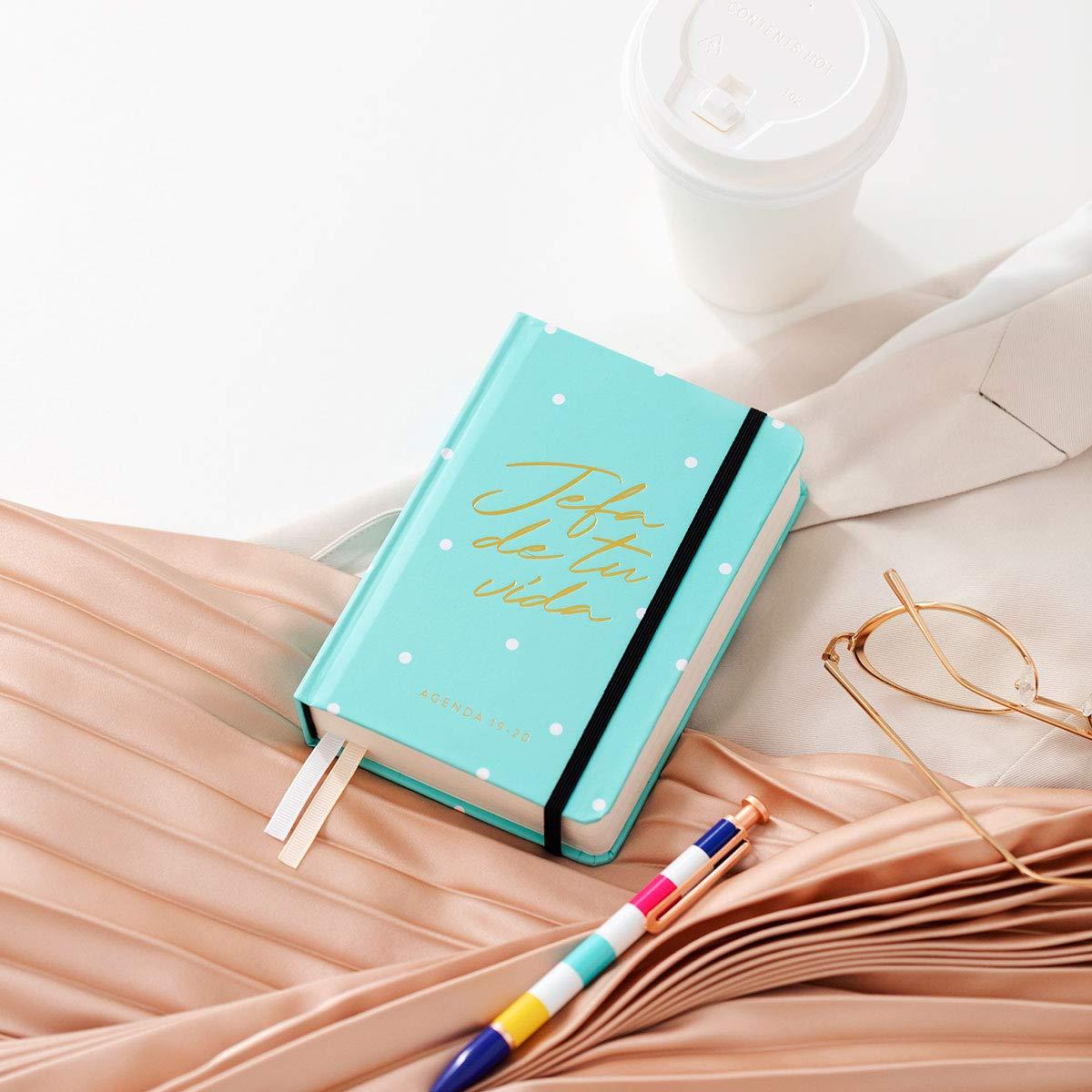 Amazon.com : 19-20 Daily Diary Head Mint. Mini : Office Products