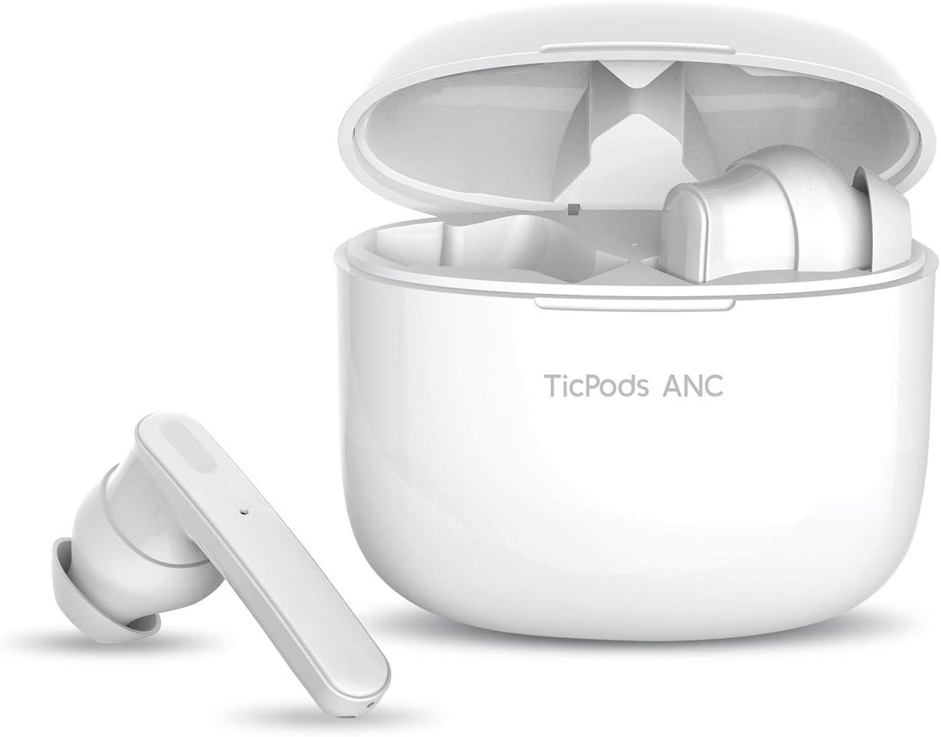 Ticwatch Ticpods Anc Bluetooth 5 0 Kopfhörer Mit Elektronik