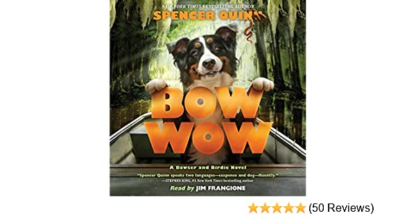 Amazon Bow Wow A Bowser And Birdie Novel Audible Audio