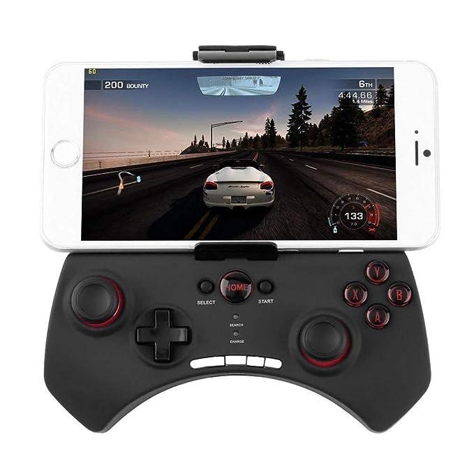 DZYXSB Bluetooth Wireless Game Controller Gamepad Joystick für Samsung Galaxy S8/S8 +/S9/S9 + /Xiaomi 6/Huawei Android Telefo