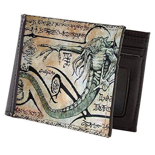 CafePress - The Rituals Of Cthulhu - Mens Wallet, Bi-fold Wallet, Billfold Money Holder