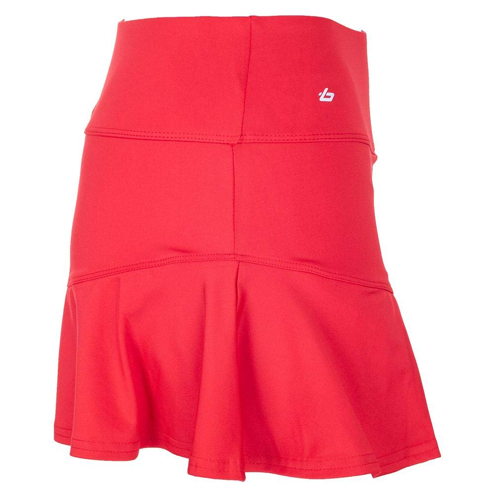 Boll/é Womens Stained Glass Multi-layer Tennis Skirt With Built In Short