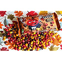 M&M's Fall Harvest Milk Chocolate Candy, 11.4 oz
